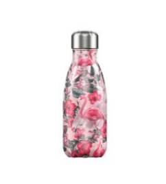 Chilly's Bottle - 260ml - Pink Flamingo