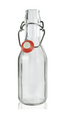 250ml Glass Bottle with Swing Top Lid