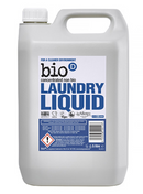 5L Bio-D Laundry Liquid - Fragrance Free