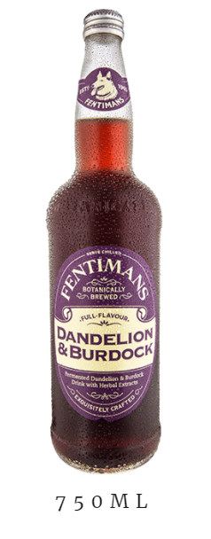 Fentimans Dandelion & Burdock - 750ml
