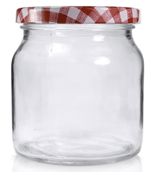 Jam Jar - Large - 530ml