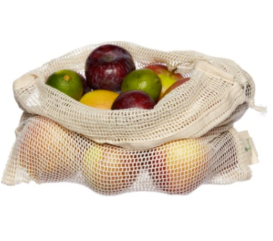 Organic Fruit & Veg Net Bag