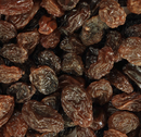 Organic Raisins dressed in Sunflower Oil - Priced per 10g