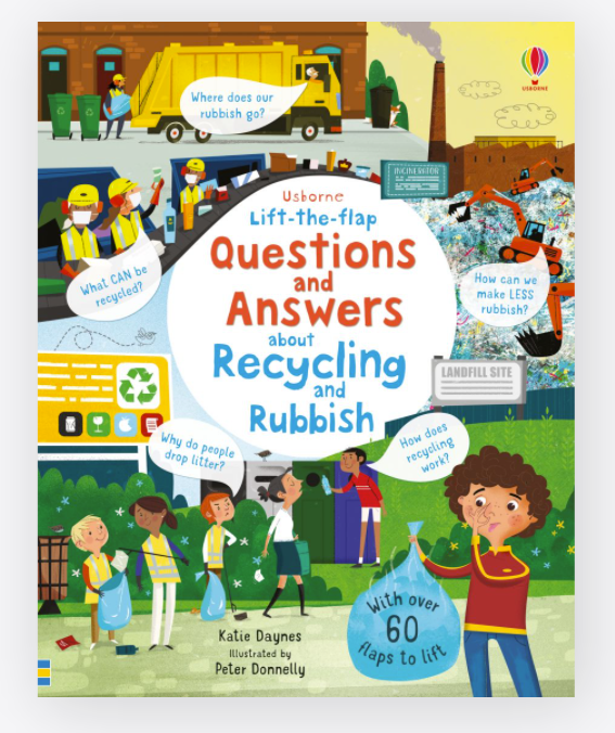 Recycling & Rubbish Q&A Book