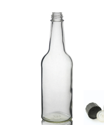Vinegar Glass Bottle