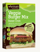 Veggie Burger Mix Sweet Chilli 200g