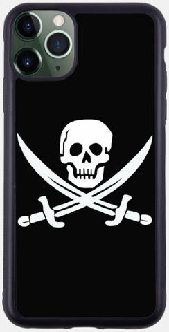 Jolly Roger! Pirate Flag Phone Case