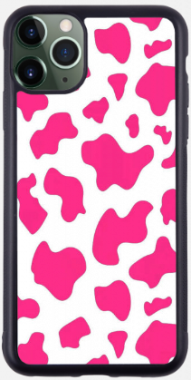 Colorful Cow Print!