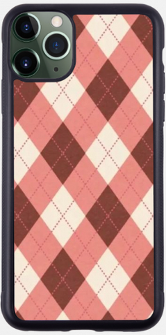 Argyle Phone Case!