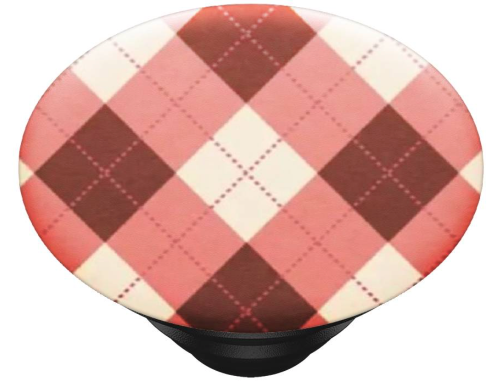 Argyle (Diamond Plaid) Phone Grip!!