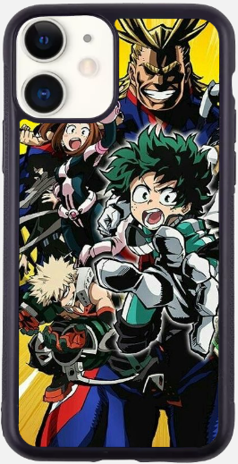My Hero Phone Case