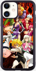 Seven Deadly Sins Phone Case