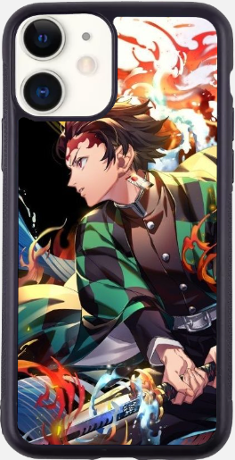 Demon Slayer Anime Phone Case
