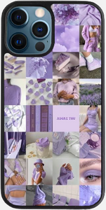 Lavender Collage