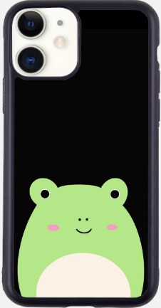Wendy the Frog Case!