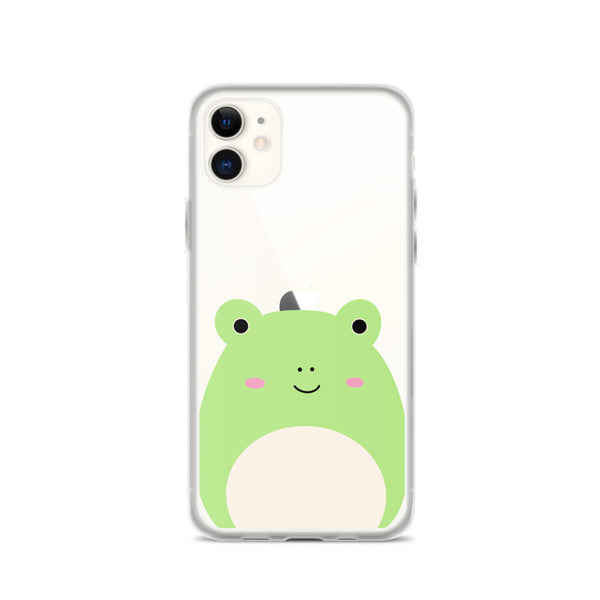 Wendy Frog Clear Case