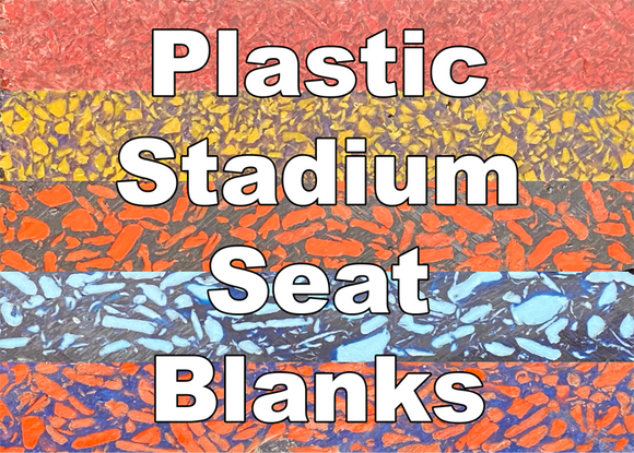 What is the difference between Plastic Seat blanks v1 & v2?