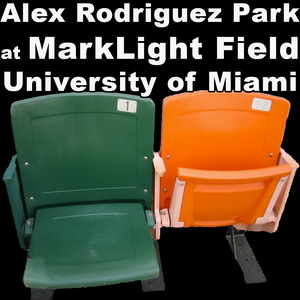 Alex Rodriguez Park at MarkLight Field (University of Miami)
