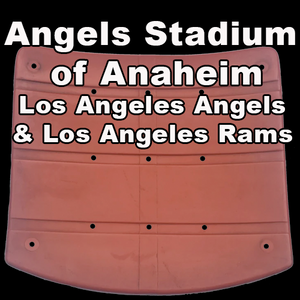Angel Stadium of Anaheim (Los Angeles Angels & Los Angeles Rams)