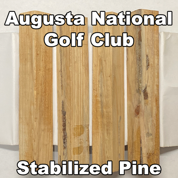 Augusta National Golf Club [Wood Blanks]