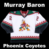Baron, Murray #2 - Game Played Relic