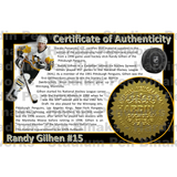 Gilhen, Randy #15 - Game Played Relic
