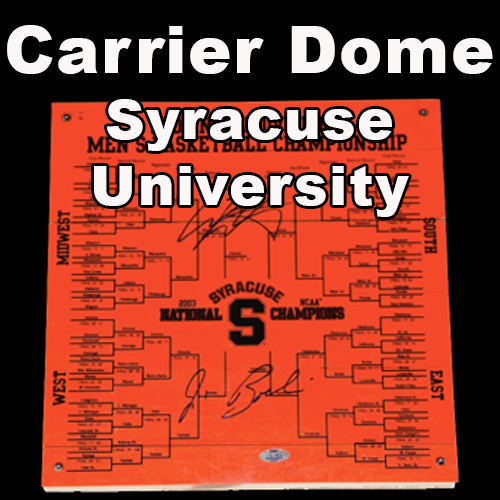 Carrier Dome (Syracuse University)