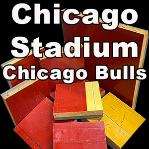 Chicago Stadium [Basketball Floor] (Chicago Bulls)
