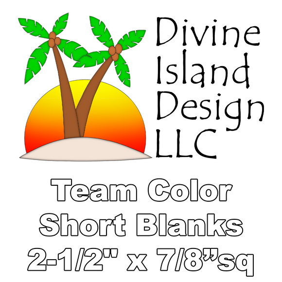 Divine Island Design Team Color Blanks