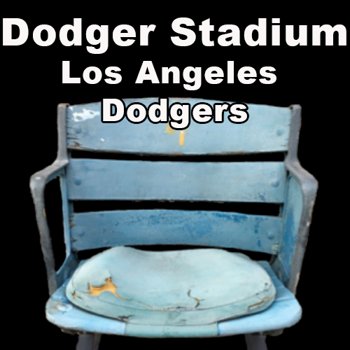 Dodger Stadium (Los Angeles Dodgers) [WOOD]