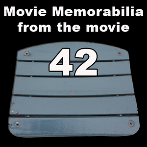 """42"" Pen Blanks (Memorabilia from the movie ""42"")"