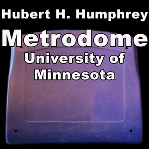 Metrodome (University of Minnesota)