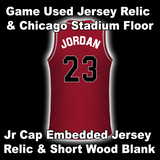 Jordan, Michael #23 - Game Played Relic