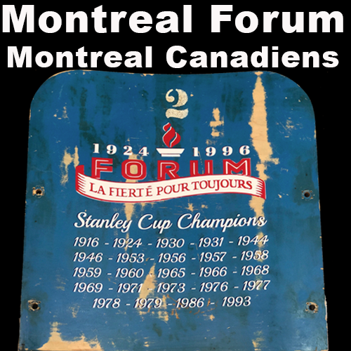 Montreal Forum (Montreal Canadiens)