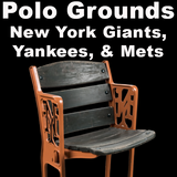 Polo Grounds (New York Giants, Yankees, & Mets)