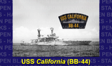 USS California (BB-44)