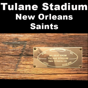 Tulane Stadium (New Orleans Saints)