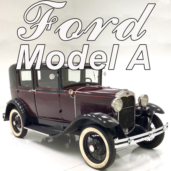 Ford Model A (1930)