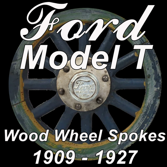 Ford Model T (1909-1927)