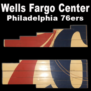 Wells Fargo Center [Basketball Floor] (Philadelphia 76ers)