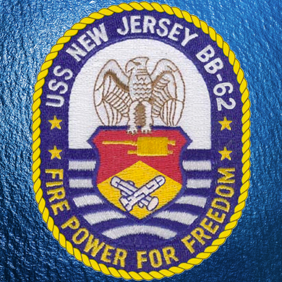 USS New Jersey (BB-62)
