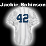 Robinson, Jackie #42 - Game Played Relic