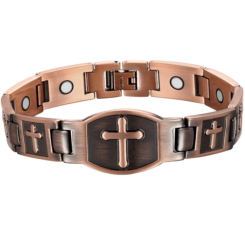 Powerful Pure Copper Magnetic Bracelet for Arthritis