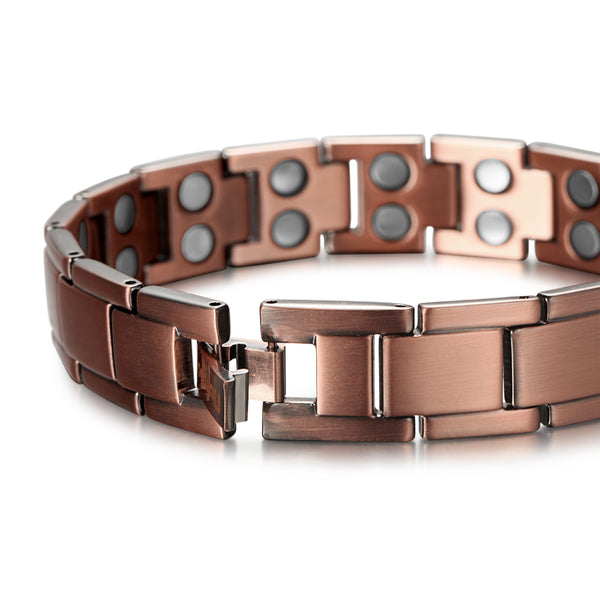 Mens Copper Magnetic Bracelets , OCB-147