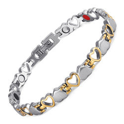 Best Magnetic Bracelet for Arthritis Stainless Steel Therapy Bracelet Benefits
