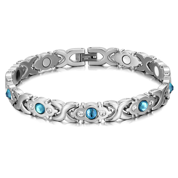 Womens Magnetic Bracelet Most Powerful Bracelets For Arthritis