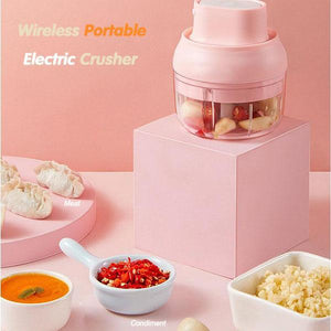 Wireless Portable Electric Crusher(Buy 2 free shipping)