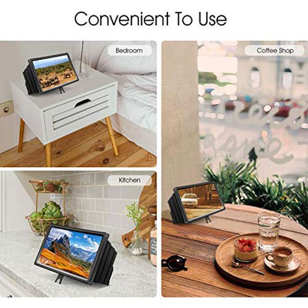 3D HD Mobile Phone Screen Magnifier(Buy 2 Free Shipping)
