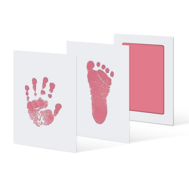 Limited Time Offer-Newborn Baby Handprint or Footprint Ink Pad