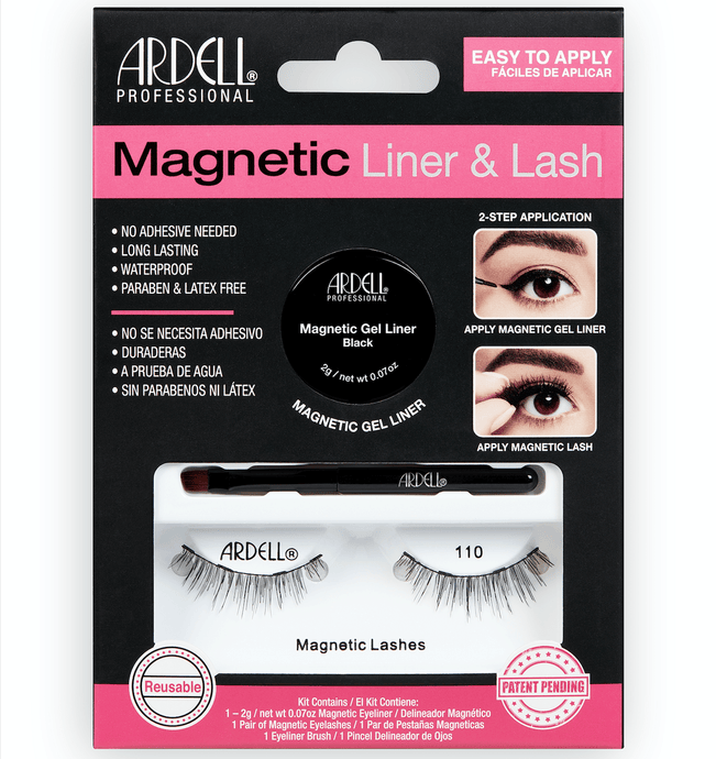 Ardell Magnetic Lash & Liner - 110 - Professional Salon Brands